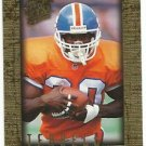 1996  Fleer Ultra  Sensations  Gold Marble    # 30   Terrell Davis