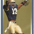 1993   Fleer    Prospects Insert    # 10   Tom Carter   RC!