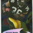 1998   Collectors Edge  4th QTR.   # 245  Jerome Bettis   HOF'er
