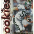 1995   Fleer Ultra    All Rookie Team  Insert    # 8    Mike Mamula