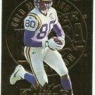 1995   Fleer Ultra  Gold Medallion  #  185   Cris Carter   HOF'er