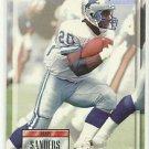 1993  Pro Set Power  # 20   Barry Sanders    HOF'er