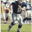 2001   Stadium Club  # 10   Troy Aikman   HOF'er