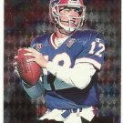 1995  Fleer Metal    # 17   Jim Kelly   HOF'er