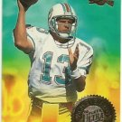1994  Fleer Ultra Achievement Award Insert   # 3  Dan Marino  HOF'er