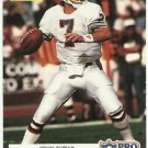 1992   Pro Set     Milestone    # 25   John Elway