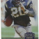 1994   Playoff  Contenders  # 64    Natrone Means