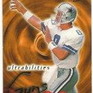 1995  Fleer Ultra   Ultrabilities Insert   # 5  Troy Aikman   HOF'er