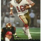 1995   Upper Deck  Trilogy Insert    # MT5   Joe Montana