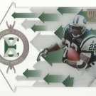 1998   Playoff   Endzone X-Press Insert  # 23  Curtis Martin  HOF'er