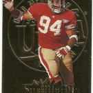1995   Fleer Ultra  Gold Medallion  #  305   Dana Stubblefield