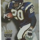 1995   Playoff  Contenders  # 48    Natrone Means