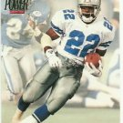 1992  Pro Set Power   No  #   Emmitt Smith   Redemption / Order Card