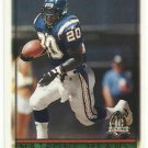 1996   Topps  40th Anniversary    #  117  Natrone Means