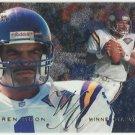 1995   Flair  # 117  Warren Moon    HOF'er!