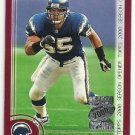 2000  Topps  Season Opener   #  148    Junior Seau   HOF'er
