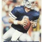 1991   Pro Set     # 128    Troy Aikman