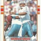 1989  Topps    #  93   Warren Moon    HOF'er!