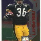 1999  Upper Deck   Live Wires Insert   # L12   Jerome Bettis  HOF'er