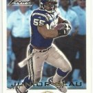 2000   Fleer Focus  # 115  Junior Seau   HOF'er