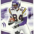 2004   UD  Foundations  # 54   Randy Moss