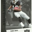 2006   Upper Deck  Rookie Debut   # 71   Randy Moss