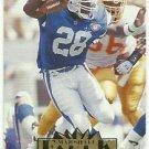 1995  Fleer Ultra   # 133   Marshall Faulk   HOF'er