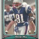 2008   Topps   Progression Legend Insert   #  PL-RM   Randy Moss