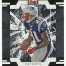 2009    Donruss  Elite  #  58   Randy Moss