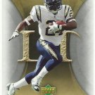 2007   UD  Artifacts  # 84  LaDainian Tomlinson