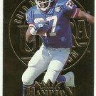 1995   Fleer Ultra  Gold Medallion  #  227   Rodney Hampton