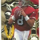 1995    Fleer Ultra    Award Winner Insert    # 6   Steve Young   HOF'er