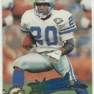 1995  Stadium Club  Extreme Corps.   # 190  Barry Sanders    HOF'er