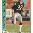 1991   Pacific  # 225   Marcus Allen   HOF'er