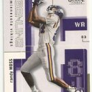 2003   Fleer Genuine Insider  # 22   Randy Moss