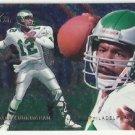 1995   Flair    # 156  Randall Cunningham