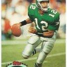 1991   Stadium Club  # 203   Randall Cunningham