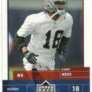 2005   UD  Kickoff   # 65   Randy Moss