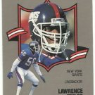 1990    Fleer  All Pro  #14   Lawrence Taylor   HOF'er