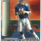 1998  Crown Royale  Pillers of the Game  Insert   # 15   Drew Bledsoe