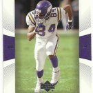 2003   UD  Patch Collection   # 84   Randy Moss