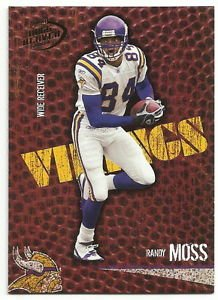 2004   Playoff  Hogg Heaven  # 56   Randy Moss