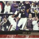 1999   Upper Deck  # 117   Randy Moss