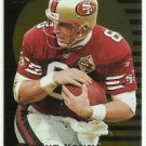 1997  Pinnacle Zenith   # 38   Steve Young