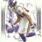 2003   SP  Authentic   # 84   Randy Moss