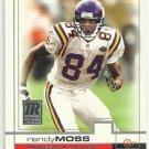 2002   Topps  Reserve   # 80   Randy Moss