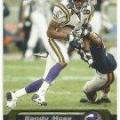 2002   Fleer Ultra   # 79   Randy Moss