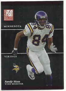 2003   Donruss  Elite  # 74   Randy Moss