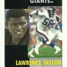 1991   Pinnacle   # 273   Lawrence Taylor   HOF'er