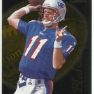 1996  Pinnacle Zenith   # Z11   Drew Bledsoe